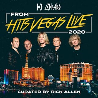 ESPECIAL DEF LEPPARD  FROM HITS VEGAS LIVE 2020 #DefLeppard #wanda #thevision #pietro #jimmywoo #darcylewis #twd #agnestheneighbor #stayhome