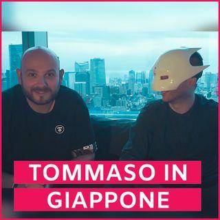 #55 - 2 Chiacchere a Tokyo con Tommaso in Giappone