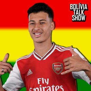 #76. Talento do século? Martinelli comenta elogio de Klopp - Bolívia Talk Show