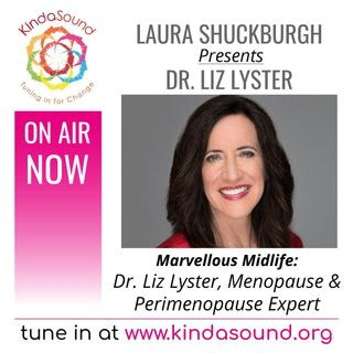 Menopause & Perimenopause Expert Dr. Liz Lyster on Marvellous Midlife with Laura Shuckburgh