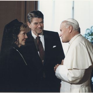 POLITICS & CATHOLICISM: Reagan, Thatcher & the Pope