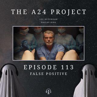 113 - False Positive