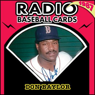 Don Baylor on being the First Black Student in a Texas all-white Jr. High School
