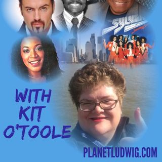 STEVE LUDWIG'S CLASSIC POP CULTURE # 122 W  KIT O'TOOLE'S DEEP SOUL