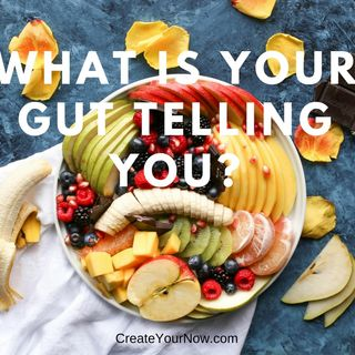 1166 What Is Your Gut Telling You?