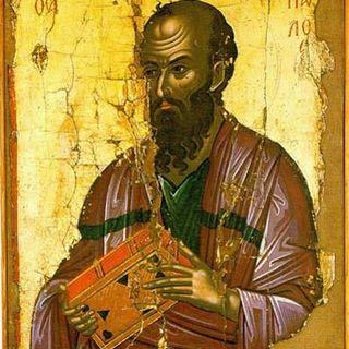 The Apostle Paul  (Pre-Rec)