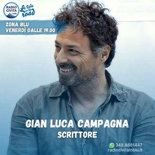 Intervista allo scrittore Gian Luca Campagna