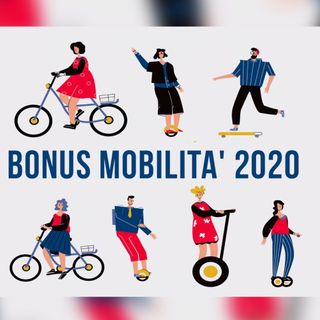 Bici Elettrica e Monopattino- Bonus Mobilità