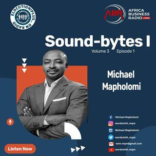 Sound-bytes 1 (Volume 3 - Episode 1)