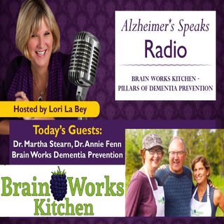 Brain Works Kitchen - Pillars of Dementia Prevention