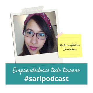 Entrevista Andreina Medina - Diseñadora