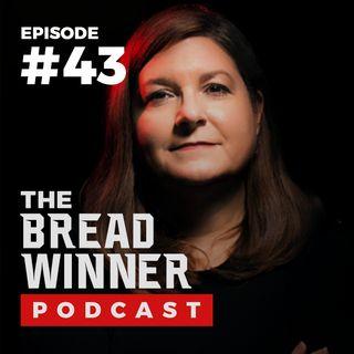Jill Stelfox  || Episode #43 || The BreadWinner Podcast ft. Tyler Harris
