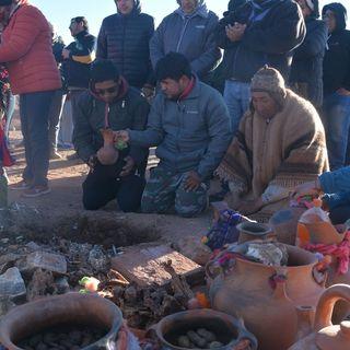 Viaggio nelle Tradizioni # 01 I Il rito della Pachamama