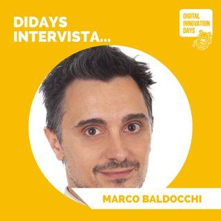 DIDAYS Incontra Marco Baldocchi, Esperto di Neuromarketing, Founder & Ceo @Marco Baldocchi Group