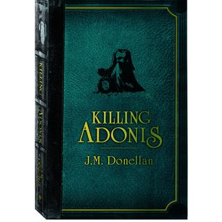 Review of Killing Adonis by Josh Donellan