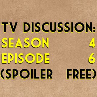 TV Discussion: Game of Thrones S04E06 (spoiler free)