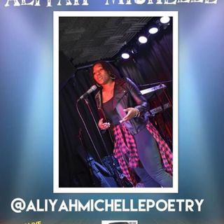 COMING TO THE STAGE: ALIYAH MICHELLE