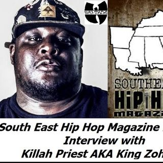 Killah Priest AKA King Zohar Interview