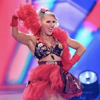 It's Mike Jones: WWE Superstar Lacey Evans