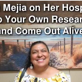 Ep76 – Hawaii Citizen Tells Doctors NO! Refuses Death Drugs and Insists On Proven, Life-saving Meds!