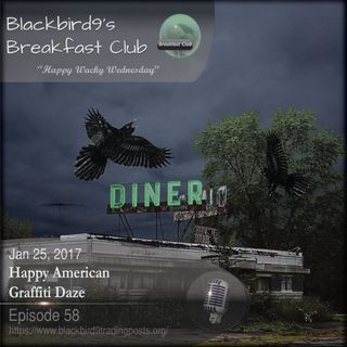 Happy American Graffiti Daze - Blackbird9 Podcast