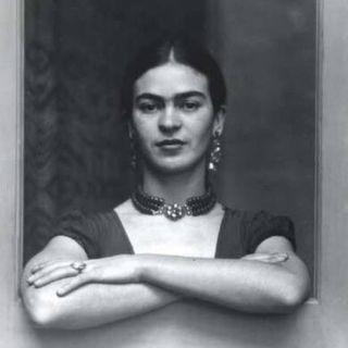 #2- Frida Kahlo