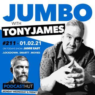 Jumbo Ep:211 - 01.02.21 - Jamie East