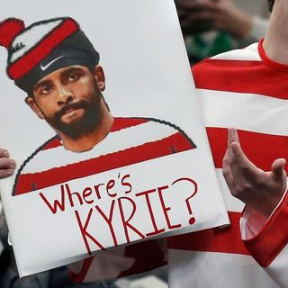 Brooklyn Nets Star Kyrie Irving's Remarks on Racism in Boston Strike A Nerve