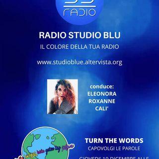 Turn the Words: Capovolgi le parole with Eleonora Roxanne Calì