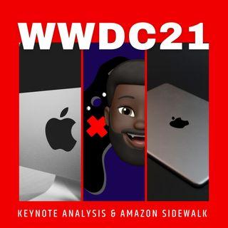 World Premiere: WWDC21 & What is a Blerd?