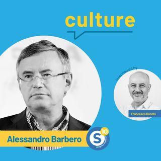 10 anni di Synesthesia con Alessandro Barbero. Parliamo di Cultura