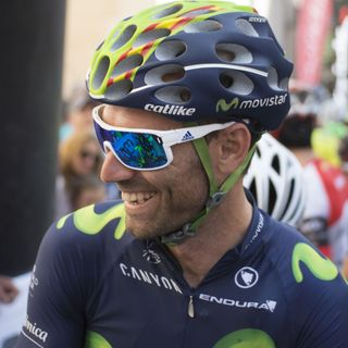Alejandro Valverde, tras la 8ª etapa del Tour de Francia