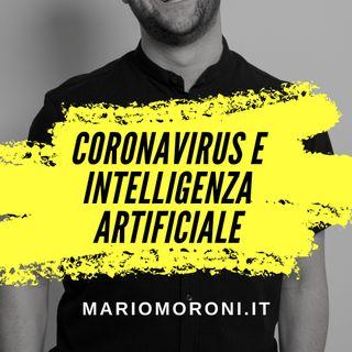 Come l'intelligenza artificiale ci può aiutare a prevedere l'epidemia di coronavirus