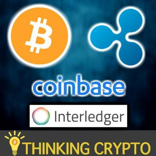 BITCOIN & CRYPTO WINTER IS OVER - COINBASE VISA CARD EXPANSION - RIPPLE BRAZIL - INTERLEDGER PROTOCOL ETHEREUM