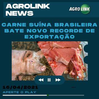 Podcast: Exportações da suinocultura serão recorde em abril