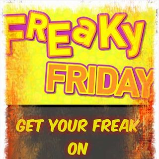 Get Your Freak On, with The Freak