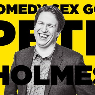 "Pete Holmes: the HBO superstar comic on his new book ""Comedy Sex God"" and more!"