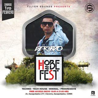DJ SET HOBE FEST DJ GERARDO CALLES 2020