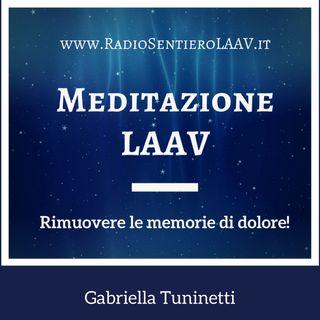 Meditazione LAAV(®) per rimuovere le memorie di dolore