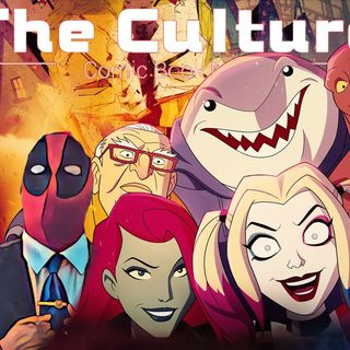The Culture Issue No. 25: Return to the Harley Quinn Chambers