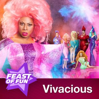 FOF #2448 – Vivacious is Taking DRAG tastic Measures