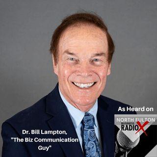 "Dr. Bill Lampton, ""The Biz Communication Guy,"" Championship Communication"