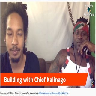 Building with Chief Kalinago Moors Vs Aboriginals [#NativeAmerican #Indian #BlackPeople ] - #CrumbTVAudio on #CrumbTV