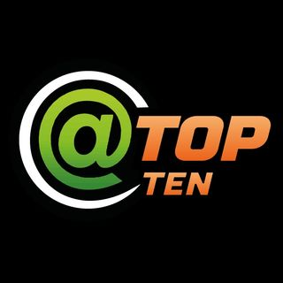 TOP TEN ARROBA FM EPISODIO 15