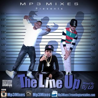 The Line Up - Dj LG
