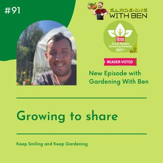 Episode 91:- Growing to share