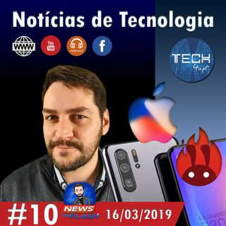 Os mais velozes, Huawei P30 e Apple TV? - Noticias Tecnologia #10