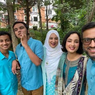 Dad to Dad 166 Dr. Taruj Ali - Father of Three & A Pulmonologist Reflects On Raising A Son With Severe Autism.