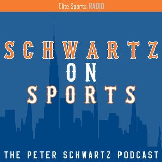 Schwartz on Sports Podcast: AVP Beach Volleyball's Ryan Doherty Stops By