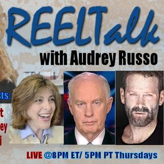 REELTalk: Actor Director Max Martini, author of The Red Thread Diana West and LT General Thomas McInerney of CCNS